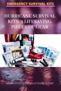 Hurricane Survival Kits: 9 Lifesaving Pieces Of Gear