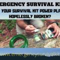 Is Your Survival Kit Power Plan Hopelessly Broken?
