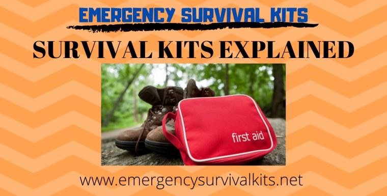 Survival Kits Explained