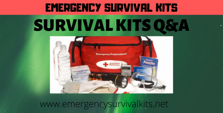Survival Kits Q&A